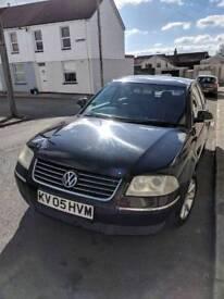Vauxhall Passat