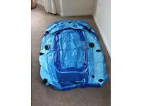 2 man inflatable dinghy