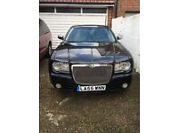Chrysler 300 CC Left Hand Drive - Engine Not Running