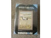 Dimensions British collection spring meadows Longstitch