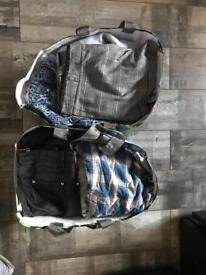 Various clothes from size S-M two large bags