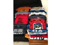 17 age 12 t shirts
