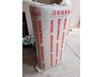 50mm rockwool insulation acoustic slab. Building supplies. House DIY