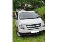 Hyundai, ILOAD, Panel Van, 2012, Manual, 2497 (cc)