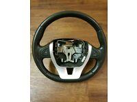 Renault laguna 2008 mk3 steering wheel