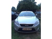 2010 Ford Mondeo TDCI Zetec in great condition with MOT with Taxi license (Uber/PCO ready)