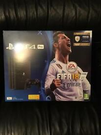 PS4 PRO 1TB CONSOLE SOLD!!!