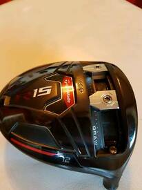 Taylormade r15 driver head 460 black right hand