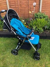New well carry pushchair