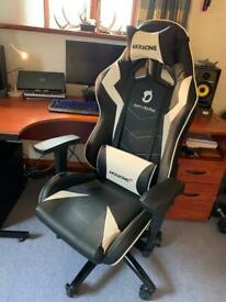 AKRacing gaming chair (Team Dignitas special edition)