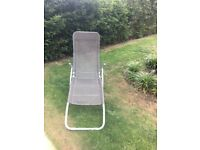 Garden deckchairs - great condition