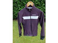 Santini Vega H2O top of the line Italian made jacket. New in packaging.