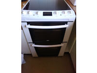 Zanussi Electric Cooker . Freestanding, As New