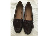 M & S ladies loafers