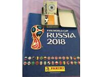 Panini Russia World Cup 2018 stickers to swap or buy