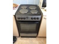 Currys essential single oven electric cooker