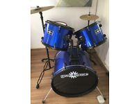 Gear4music drum kit