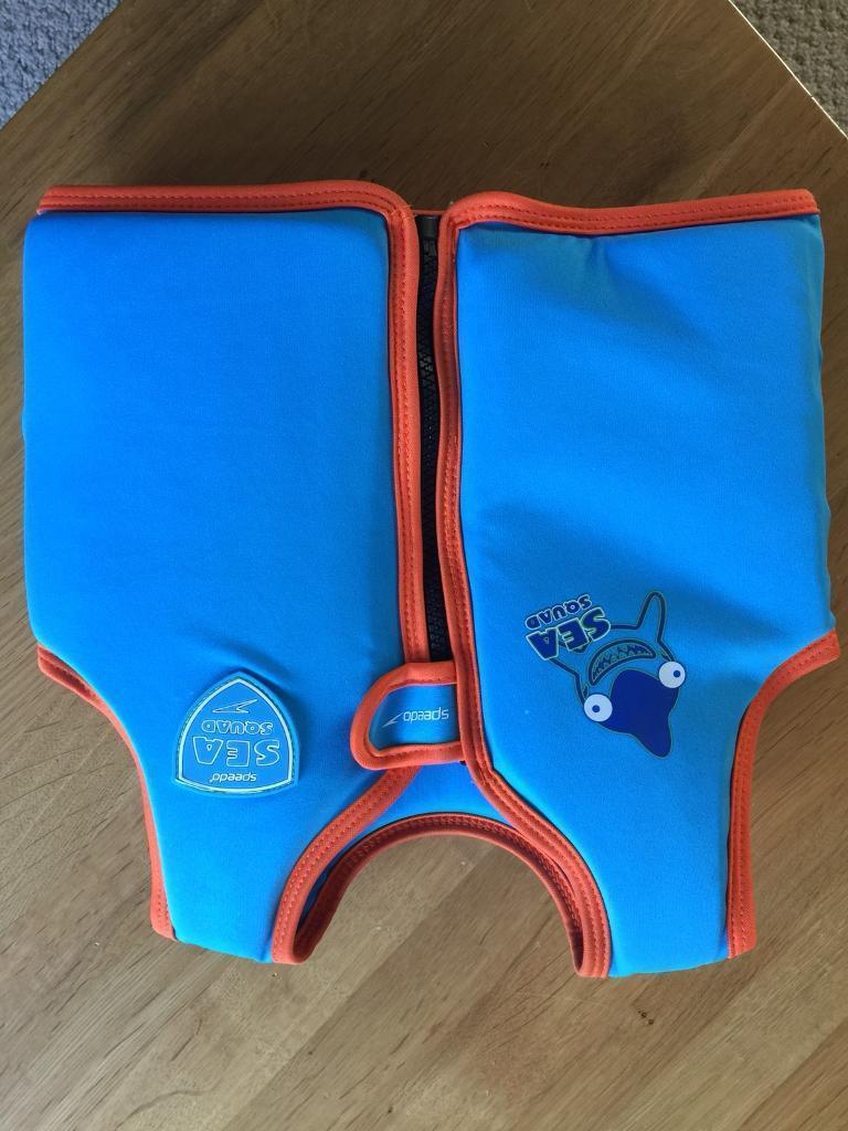 Speedo baby swim vest