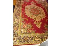 Beautiful authentic Afghan rug, 3m x 2m (large)