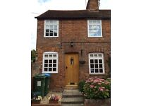North Marston, Charming spacious 2 double bedroom cottage for Rent.