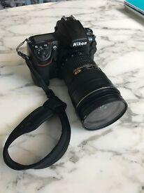 Nikon D700 & AF-S 24-70mm/2.8G lense for sale