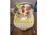 Baby Fisher Price Bouncy Chair