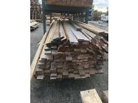 Reclaimed timber, wooden planks, 3x1, 17ft Long