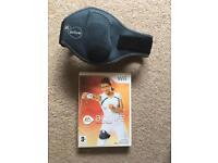 Wii EA sports activity personal trainer
