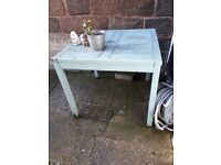Garden/potting table