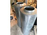 """Cheshunt Hydroponics Store - used 10"""" inline carbon filter"""