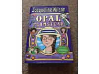 Jacqueline Wilson Opal Plumbstead hard back book Excellent condition only £1