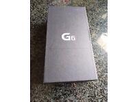 LG G6 64gb *Black*