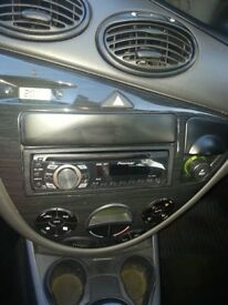 Ford focus 2.0 gear silver