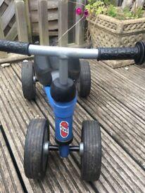 Puky push bike