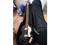 Tanglewood Violin Bass Guitar (Good Condition - Beetles Style)