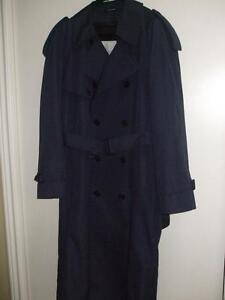London Fog Long Overcoat