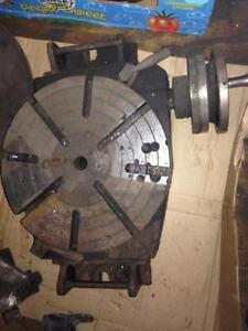 Rotary table, 12 Horiz,