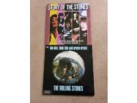 The Rolling Stones Vinyl X 2