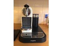NESPRESSO by Magimix CitiZ & Milk Coffee Machine - Cream