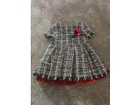 Tutto piccolo baby girl dress 12months