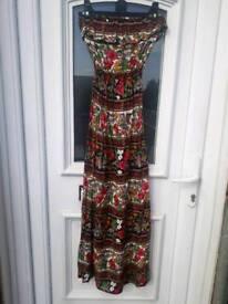 Maxi dress. Size 4.