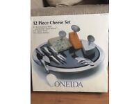 12 Piece Cheese Board Set