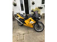 Brilliant bike, good condition and a great classic.