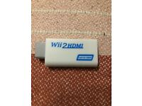 Wii To HDMI Converter Supports