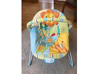 Mothercare Bright Starts Baby Bouncer