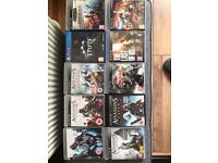 PlayStation Games + DS Game