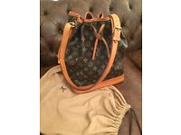 Louis Vuitton NOE SHOULDER BAG -large-