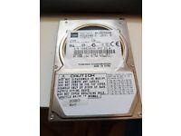 Toshiba MK4025GAS - hard drive - 40 GB - ATA-100