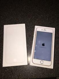 iPhone 6s 16gb in rose gold