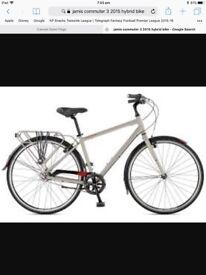 Jamis Hybrid Bike